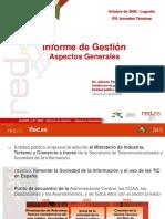 Informe Gestion General