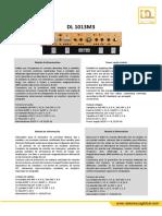 290317 DL 1013M3 Power Supply Module