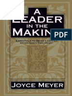 A Leader in the Making_ Essenti - Joyce Meyer