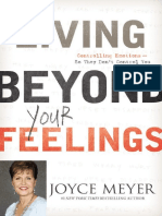 Living Beyond Your Feelings - Joyce Meyer