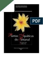 Livro Plantas do Pantanal