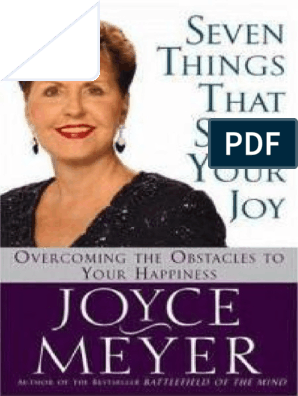 22+ How To Hear From God Joyce Meyer Pdf Free Download  Gif