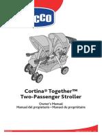 Cortina Together Stroller