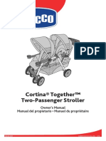 Cortina Together Stroller