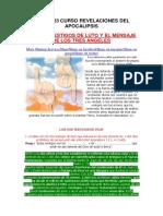 Lección 23 Los Dos Testigos de Luto y El Mensaje de Los Tres Ángeles