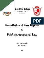 2k - Pil Case Digests