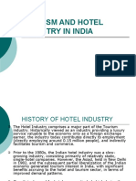 Tourism and Hotel Industry in India