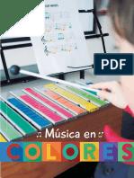 Musica en Colores Leer