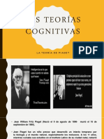 Las Teorías Cognitivas Piaget 5