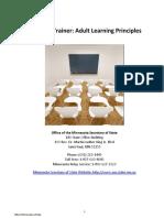 2014 Train the Trainer Participant Guide