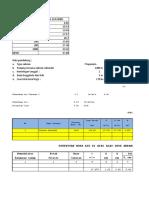 Perhitungan Saluran Irigasi - Copy