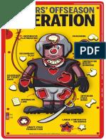 Raiders' offseason operation