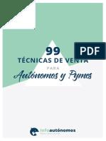 AF 99 Te Cnicas de Venta Para Auto Nomos y Pymes