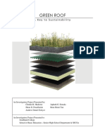 Green Roofs Design