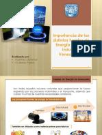 Importancia de Las Distintas Fuentes de Energía Para - Copia