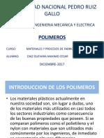 Introduccion de Los Polimeros