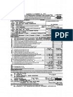 Eric Trump Foundation 2016 tax filing