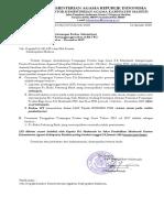 Surat LPJ TPG Okdes 2017