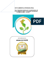PROYECTO AMBIENTAL INTEGRADO