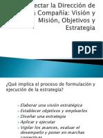 Planeacion Estrategica Mision Vision