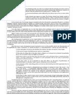 Case Doctrines.batch I.conflict