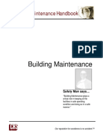 Building Maintenance Safety Manual