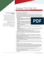 Wg Firebox t10 t30 t50 Ds Es