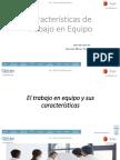 Características de Trabajo en Equipo Oxford Group Giovanni Alfonso Huanqui Canto