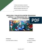 Informe de La Ideologia