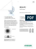 Regin IR24-PC Presence Detector
