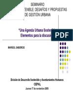 CIUDAD SOSTENIBLE DESAFÍOS Y PROÚESTAS DE GESTIÓN URBANA.pdf