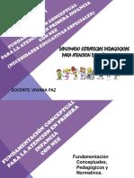 Diplomado Etrategias Pedagogicas PI NEE