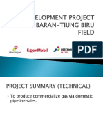 Gas Development Project