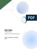 Manual Epi-Info Version 7