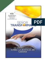 Justicia de Cristo en Español