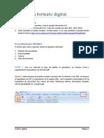 Modelo Archivo en Formato Digital