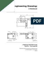 Workbook on Engineering Drawing 2558.7437.1439123325