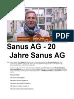 Sanus AG Berlin
