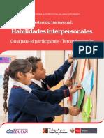 CURSO 4 Habilidades Interpersonales