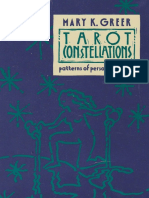 Tarot Constellations - Patterns of Personal Destiny