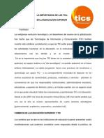 Articulo Sobres Las Tics (1)