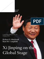 CSR74 Blackwill Campbell Xi Jinping