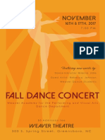 fall concert 2017