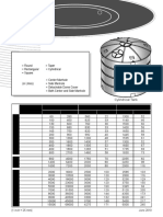 POLYSTOR Catalog - Specification (WR)