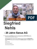 Siegfried Nehls Berlin Investoren