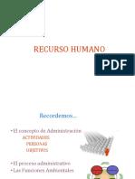 Gestion Recurso Humano-1
