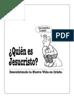MANUAL - NUEVA VIDA EN CRISTO - Quien es Jesucristo.pdf
