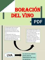 Elaboración Del Vino
