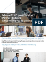 Microsoft 365 Powered Device Partner Playbook_V1