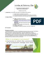 Ecology written report.docx
